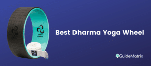 Best Dharma Yoga Wheel for Back pain and stretching