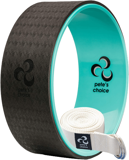 pete's choice Dharma Yoga Wheel