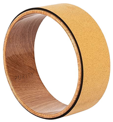 Purity Wave Cork YOga WHeel