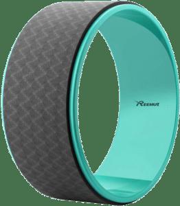 REEHUT Yoga Wheel Back Roller & Stretcher