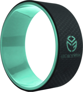 upcircleseven yoga wheel