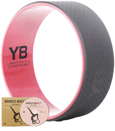 Yogabody Jumbo yoga wheel