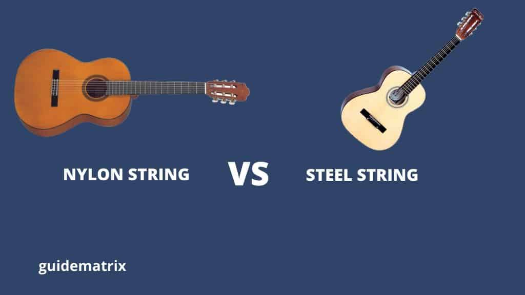 Nylon String vs Steel String