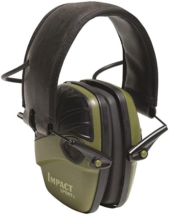 Howard Leight impact sport electronic noise canceling earmuff