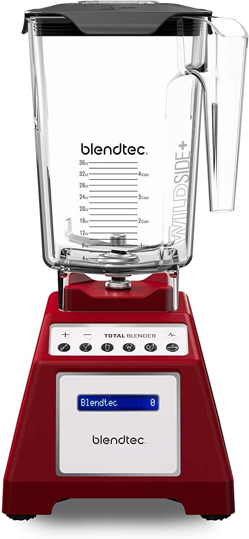 Blendtec Total Classic Original Blender - WildSide+ Jar (90 oz)