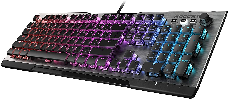 Roccat Vulcan 100 Aimo RGB Mechanical Gaming Keyboard