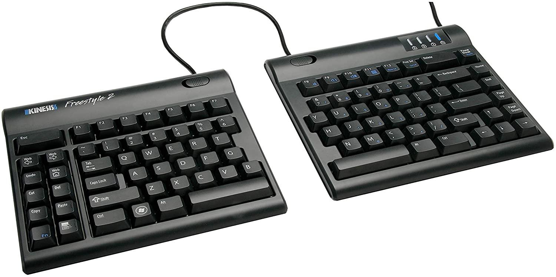 Kinesis Freestyle 2 Ergonomic Keyboard for PC