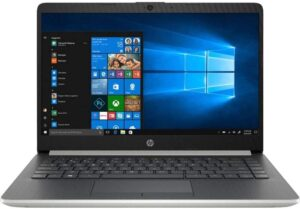 HP 14-inch HD Touchscreen Premium Laptop PC, AMD Ryzen 3 3200U Processor, 8GB DDR4 Memory, 256GB SSD