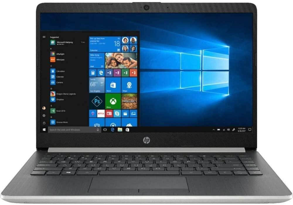 HP 14-inch HD Touchscreen Premium Laptop PC