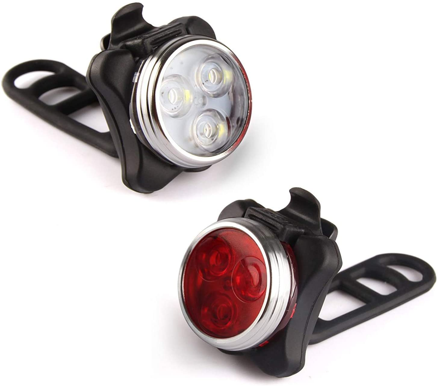 Ascher Rechargeable USB Lights