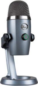 blue yeti nano microphone