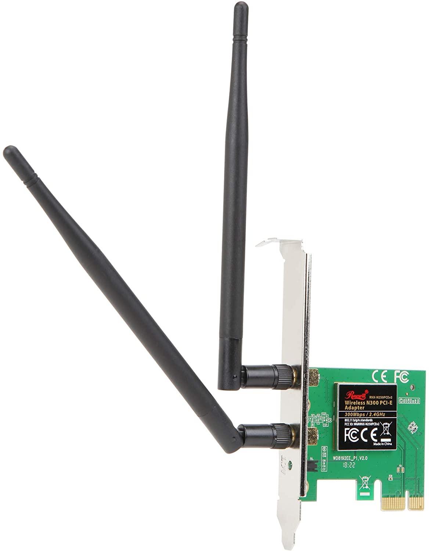 Rosewill Wireless N300 PCI-E Wi-Fi adapter