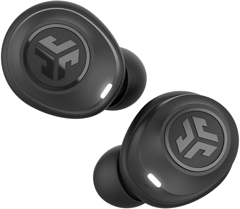 JLab Audio JBuds Air True Wireless Signature Bluetooth Earbuds + Charging Case