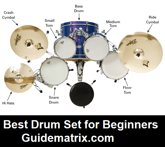 Best Drum Set for Beginners
