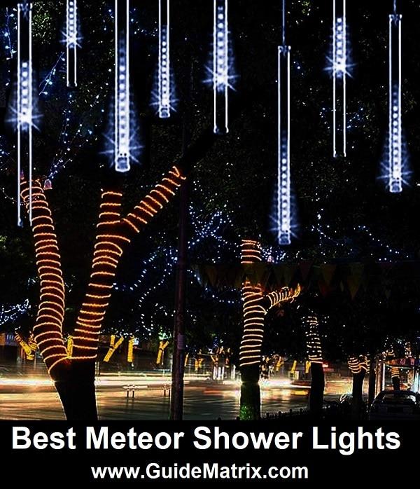 BEST METEOR SHOWER LIGHTS IN 2021